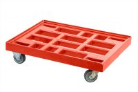 Transportroller Dolly, Kunststoff, 810x610x150mm