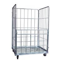 Gitterwagen für Wäsche, feuerverzinkt, 1200x1000x1800mm