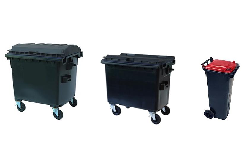 Mülltonnen - Wertstoffbehälter