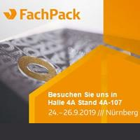 Rotom Deutschland präsentiert Verpackungen und Logistik Services auf der Fachpack 2019