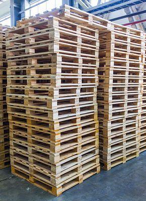 Einweg-Holzpaletten - können sie mehrfach verwendet werden?